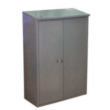 Шкаф для двух газовых баллонов по 50 л.