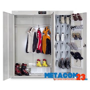 Шкаф для сушки одежды РУБИН РШС-8-160