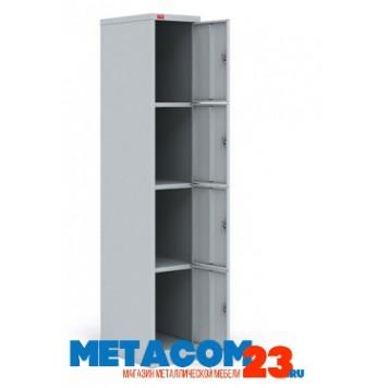 Шкаф металлический ШРМ-14 -1