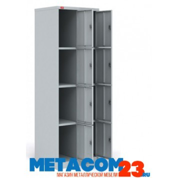 Шкаф металлический ШРМ-28 М -1