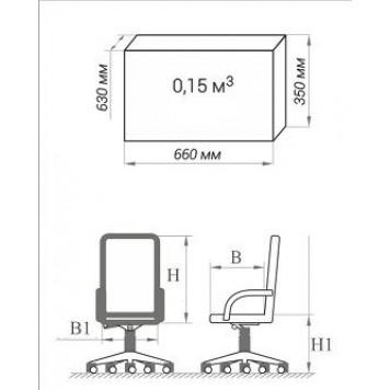 Кресло руководителя AV 132-2