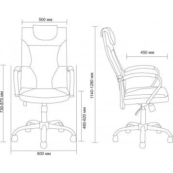 Кресло руководителя AV 134-1