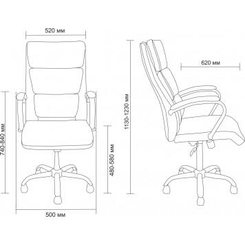 Кресло руководителя AV 135-2