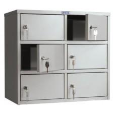Индивидуальные шкафы кассира  (4)