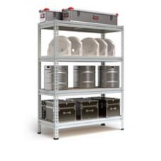 Стеллажи складские МСТ-Титан (2200 кг на секцию)  (3)