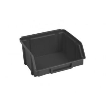 Ящик складской черный (703)