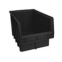 Ящик складской черный (700)