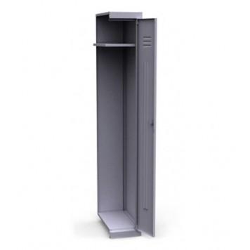 Шкаф металлический для одежды ШРС 11-400 доп.секция