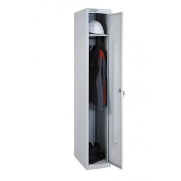 Шкаф металлический для одежды ШРС 11-300