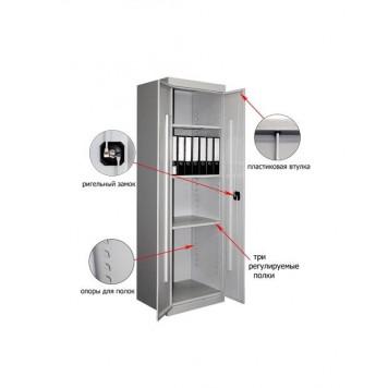 Шкаф архивный ШХА-850 (40)-1