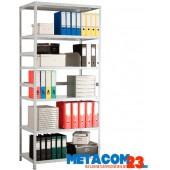 Стеллаж MS STRONG (MS-750) 3100*1000*300 (6 полок)