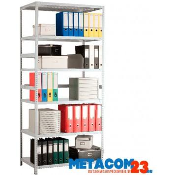 Стеллаж MS STRONG (MS-750) 3100*1200*300 (6 полок)