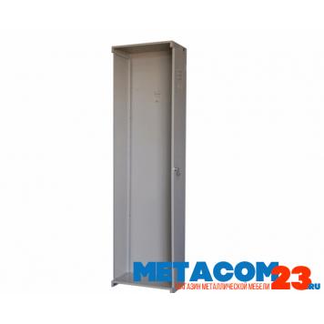 Шкаф металлический для одежды ШРС 11-400 доп.секция-1