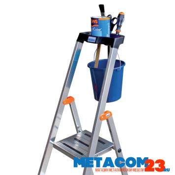 Лестницы-стремянки одностороннего типа Safety-2