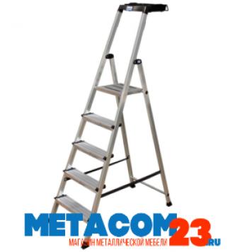 Лестницы-стремянки одностороннего типа Secury-3