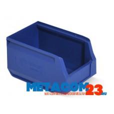 Лоток пластиковый складской (165х100х75)