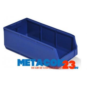 Лоток пластиковый складской (350х225х200)
