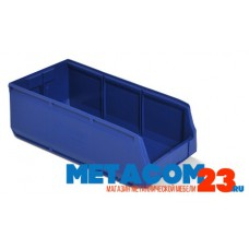 Лоток пластиковый складской (500х300х200)