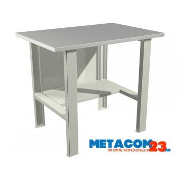 Стол верстак стол ПРАКТИК - WT100.F1/F1.000